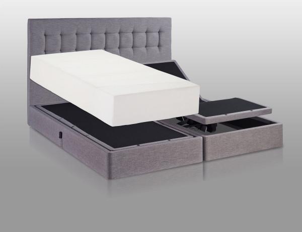 TEMPUR Sealy Boxspring Bett Breeze Adjustable