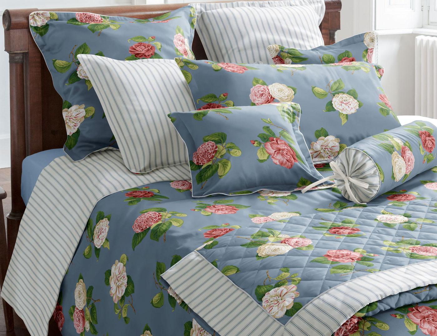 Englische Bettwäsche Im Landhausstil Schlafweltencom
