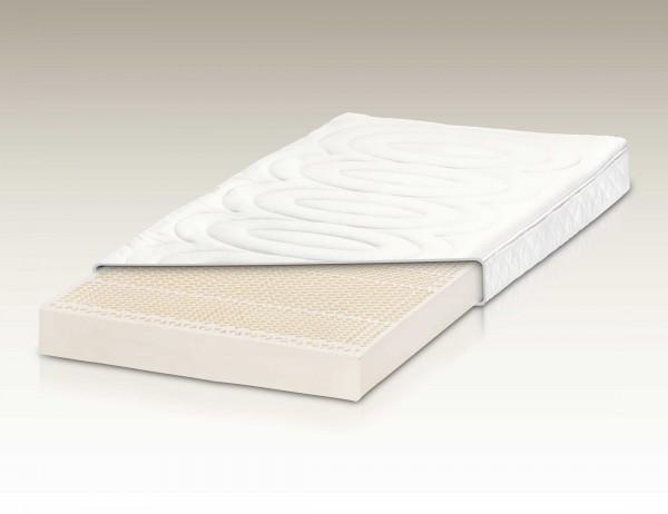 h sler nest naturlatex matratze honeyfoam 13 cm deluxe. Black Bedroom Furniture Sets. Home Design Ideas