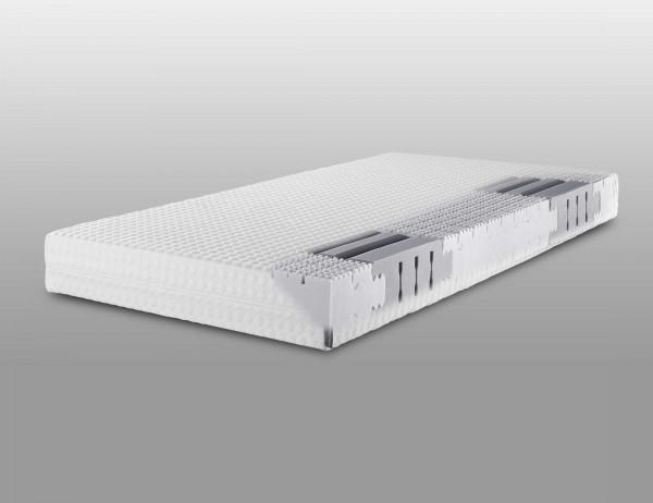 Lattoflex Matratze Compact mit Jersey-J Bezug