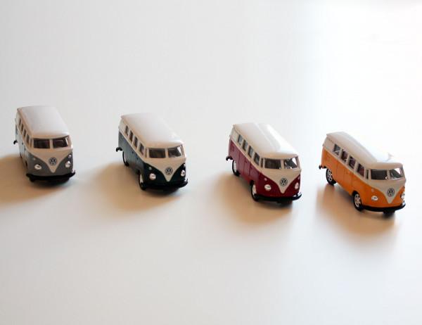 Bulli Modellauto Uniton klein