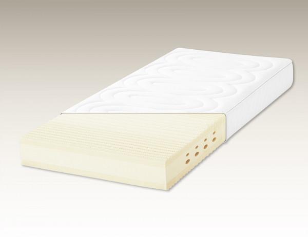 h sler nest naturlatex matratze 2flex wave 20 cm. Black Bedroom Furniture Sets. Home Design Ideas